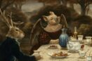 spauda ant drobes Teacup in the mist (2014)