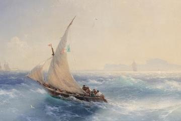 [K] Transport to the island of Ischia