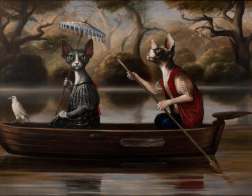 [R] Three in the boat