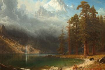 [K] Mount Corcoran