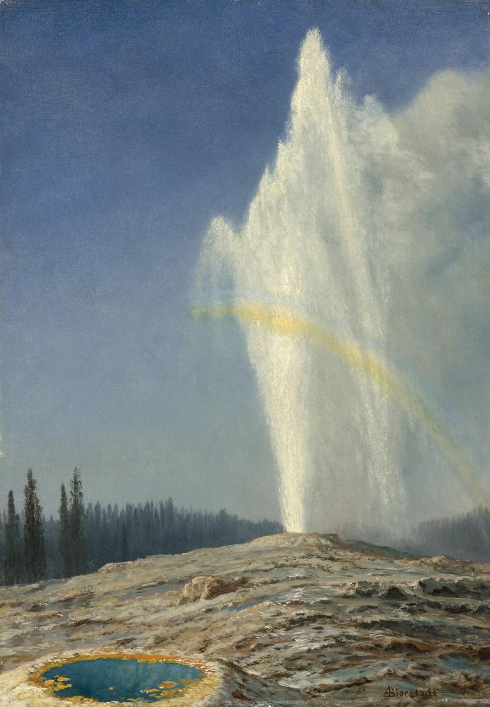 [K] Yellowstone National Park