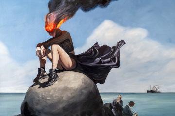 [R] Love Burns Her Head
