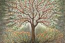 [R] World Tree. Blossom brilliance: aura I