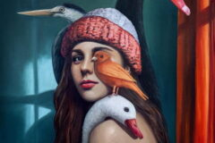 [R] I Am a Birdgirl