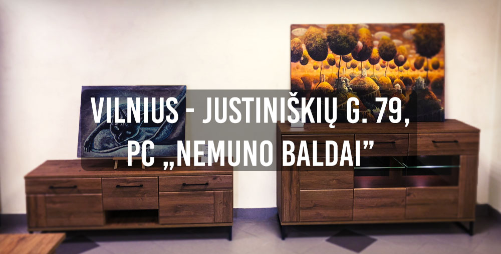 namu magija Vilnius Justiniskiu g